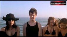 Schuyler Fisk Bikini Scene – Orange County
