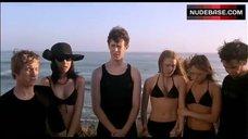 5. Schuyler Fisk Bikini Scene – Orange County