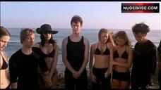 6. Schuyler Fisk Bikini Scene – Orange County