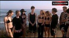 8. Schuyler Fisk Bikini Scene – Orange County