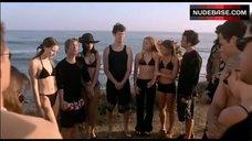 9. Schuyler Fisk Bikini Scene – Orange County