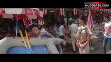 Meiko Kaji in White Bikini – Stray Cat Rock: Wild Jumbo