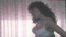 Eleonora Brigliadori Shows Underwear – The Belt
