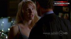 Melissa Sagemiller Lingerie Scene – Raising The Bar