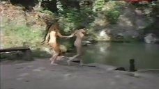 9. Mariangela Giordano Fully Nude Body – Eroticon