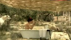 3. Caroline Dhavernas Small Nude Breasts – The Tulse Luper Suitcases: The Moab Story