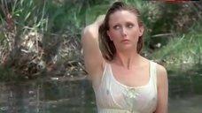 Morgan Fairchild Nipples Through Wet Blouse – Red Headed Stranger