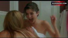 Maria Aura Boobs Scene – Charm School