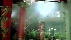 1. Sonia Infante Shows Tits during Striptease – La Casa Que Arde De Noche