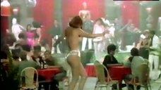 3. Sonia Infante Shows Tits during Striptease – La Casa Que Arde De Noche