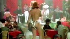 7. Sonia Infante Shows Tits during Striptease – La Casa Que Arde De Noche