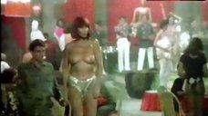 8. Sonia Infante Shows Tits during Striptease – La Casa Que Arde De Noche