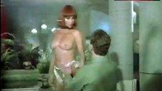 9. Sonia Infante Shows Tits during Striptease – La Casa Que Arde De Noche