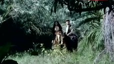 1. Sonia Infante Shows Breasts in Jungle – The Treasure Of The Amazon