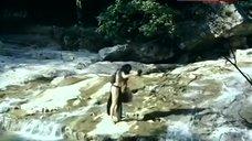 2. Sonia Infante Nude Breasts – The Treasure Of The Amazon