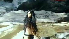 3. Sonia Infante Nude Breasts – The Treasure Of The Amazon