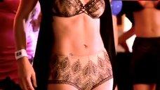 Bianca Kajlich in Sexy Bra and Panties – Fastlane