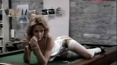 Dana Gillespie  nackt