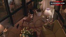 2. Linda Fiorentino Sitting Nude on Chair – Jade