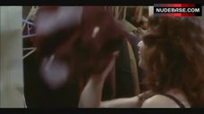 Nancy Allison Wolfe Shows Lingerie – Bar Girls