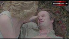10. Beatie Edney Boobs Scene – Highlander