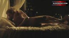 1. Tara Fitzgerald Sex Scene – Rancid Aluminium