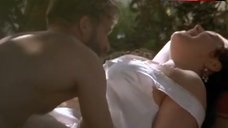 1. Bridget Fonda Tit Out – The Road To Wellville