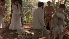 10. Bridget Fonda Tit Out – The Road To Wellville