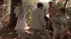 9. Bridget Fonda Tit Out – The Road To Wellville