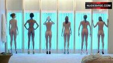 10. Saskia Mulder Naked Boobs and Butt – Bimboland