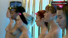 2. Saskia Mulder Naked Boobs and Butt – Bimboland