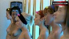 5. Saskia Mulder Naked Boobs and Butt – Bimboland