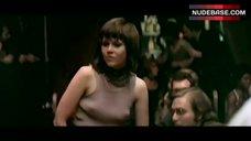 Jane Fonda Nipples Through Dress – Klute
