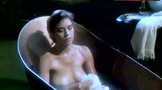 Deborah Dutch Naked in Bath – The Haunting Of Morella