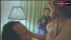 Vanessa Shaver Lingerie Scene – Johnny