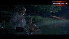 Jodie Foster Boobs Scene – Nell