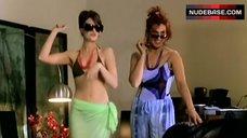 1. Paz Vega Bikini Scene – Solo Mia
