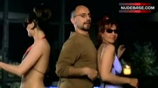 5. Paz Vega Bikini Scene – Solo Mia