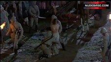 Paz Vega Topless Scene – The Lark Farm