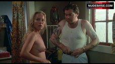 Linda Haynes Boobs Scene – Brubaker