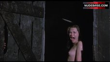 Candace Glendenning Boobs Scene – Tower Of Evil