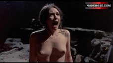 Candace Glendenning Topless Scene – Tower Of Evil