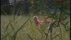 2. Christiane Maybach Shows Breasts – Naughty Nymphs