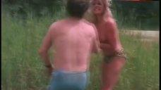 7. Christiane Maybach Shows Breasts – Naughty Nymphs