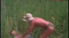 9. Christiane Maybach Shows Breasts – Naughty Nymphs