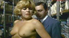 Christiane Maybach Shows Naked Boobs – Satansbraten