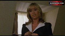 1. Susan George Shows Sexy Lingerie – Venom
