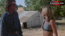 Susan George in Blue Bikini Top – Dirty Mary Crazy Larry