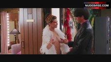Gina Gershon Boobs Scene – Showgirls