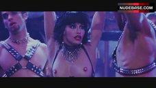 Gina Gershon Topless Dancing – Showgirls
